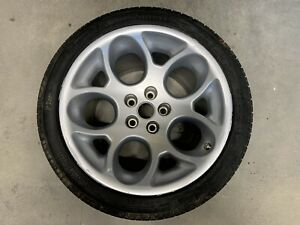Genuine Lamborghini Diablo 18 Rear Wheel Oem 18x13 Speedline Original Pirelli