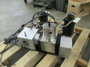 Haas Tr1105x 2 axis Brushless Trunnion Rotary Table For True 4th