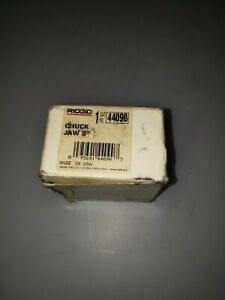 Ridgid Genuine Chuck Jaw Set Front 44090