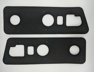 88 91 Crx Tail Light Gaskets Left Right Center Set Brand New