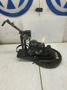 Onyx 27 Propane Buffer Good Condition Only 5 7hours