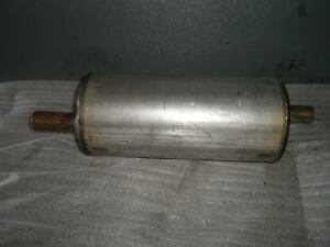 Steel Muffler For Small Engines 20hp 25hp Great Noise Reducer