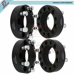 6x5 5 1 5 Inch For Toyota Tacoma Tundra 4 Runner Sequoia 4x Wheel Spacers 12x1 5