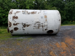 11600 Gallon Carbon Steel Above Ground Ul Tank For Flammable Liquids lot Of 4