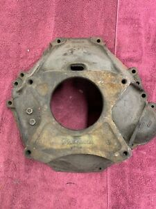 Used 1971 76 Ford 4 Speed Bell Housing 300 302 351w Clean Ford D1ta 8394 Aa