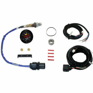 Aem 52mm X Series Wideband Uego Air Fuel Ratio Sensor Controller Gauge 30 0300