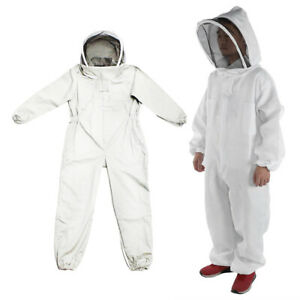 Size_xl Beekeeper All Body Protective Suit Protector Bee Keeping Jacket