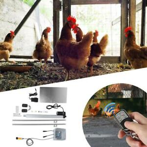 Automatic Chicken Coop House Door Opener Infrared Door Opener Remote Control