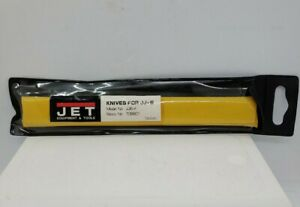 Jet Equipment And Tools Model Jj6 k Knives For Jj 6 Jointer 3 Pcs New Sealed