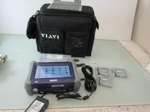 Jdsu Viavi T berd 5800 V2 5822p Fiber Optic Network Tester