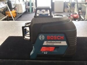 Bosch 360 Degree Three Plane Leveling And Alignment Laser Gll3 300