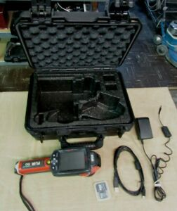 Very Nice Flir I50 Thermal Imaging Camera Hard Case Charger Ir I 50 Imager