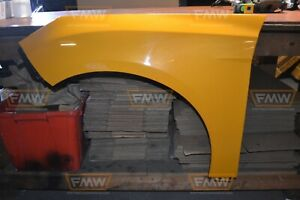 13 18 Ford Focus St Turbo Oem Driver Front Fender Yellow