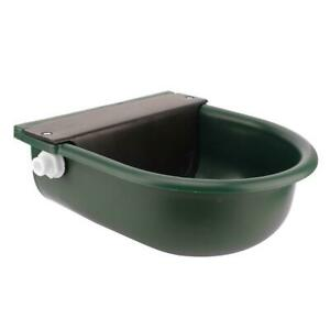 Automatic Plastic Farm Drinking Bowl Water Dispenser For Horse Sheep Goat