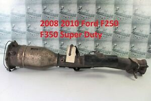 2008 2010 Ford F250 F350 Super Duty Catalytic Converter 6 4l Diesel Oem