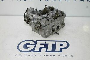08 18 Subaru Wrx Sti Factory Oem W25 Drivers Left Lh Cylinder Head Single One