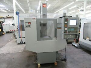 Haas Mini Mill Cnc Vertical Machining Center For Sale