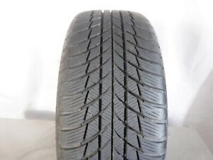 Pair Used 225 50r17 Bridgestone Blizzak Lm 001 Rft 94h 7 32 Dot 1417