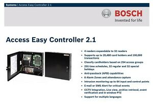 Bosch Security System Main Enclosure