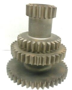 Chevrolet Gm 1939 Transmission Cluster Gear