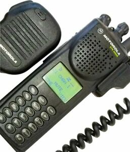 Motorola Astro Xts3000 Iii Vhf Digital Two Way Radio Smartzone Des ofb Des xl