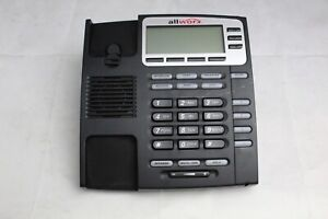 Lot Of 5 Allworx 9204g Voip Business Office Phones bases Only