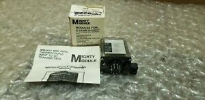 Mighty Module Mm4100 4100l Thermocouple Input To Dc Transmitters Mm4100l 42