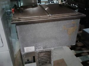 Randell 9552am S c Drop In Ice Cream Freezer Or Plate Chiller