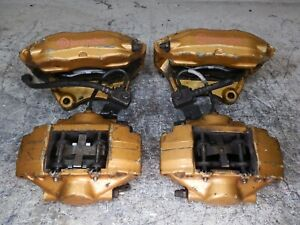 2003 2009 Nissan 350z 2004 Infiniti G35 Front And Rear Brembo Brake Calipers