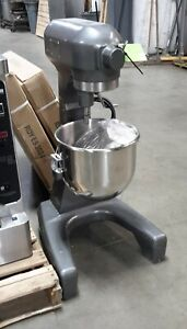 Used Hobart 20qt A 200 ft Mixer With Attachments