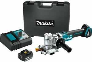 Makita Xcs02t1 18v Lxt Lithium ion Brushless Cordless Steel Rod Flush cutter Kit
