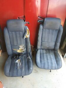 78 87 Monte Carlo Gp Regal Cutlass Front Bucket Seats Pair