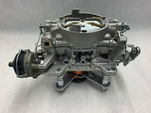 1963 Corvette Chevy Carter Afb Carb 3461s Cd3 Dated Rest D 300 340 Mt