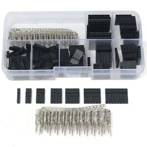 5pcs Geekcreit 310pcs 2 54mm Male Female Dupont Wire Jumper With Header