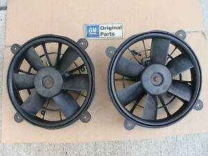 93 97 Camaro Firebird Lt1 5 7 V8 350 Gm Dual Electric Cooling Fans Tested Aok