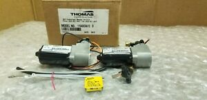 Gardner Denver Thomas Piston Air Compressor 115adc56 12 475 12v New 312