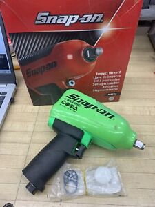 Snap On Mg725 Green 1 2 Impact Wrench Excellent Condition