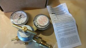 New Smith Equipment Pressure Regulator For Argon Stock Number 221037 Never Used
