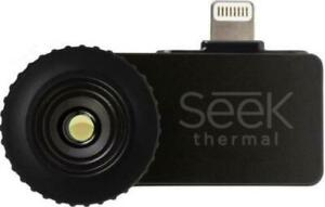 Seek Thermal Compact Imager Camera Infrared Night vision Ios 9hz