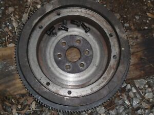 Ford 800 4000 Tractor Select O Speed Engine Flywheel 172 Gas Engine Part