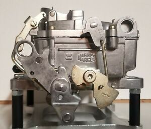 Edelbrock 1407 Performer Carburetor 4 bbl 750 Cfm Air Valve Secondaries Carb