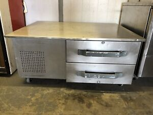 Hobart 48 Refrigerated Chef s Base 48x34x20