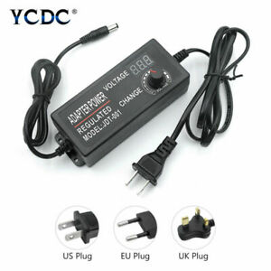 Ac To Dc Switching Power Supply Voltage Adjustable Adapter 3 12v 9 24v 24 36v 0