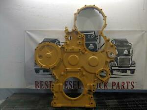 Used Caterpillar C15 Diesel Engine Front Outer Timing Cover Oem P 174 7463