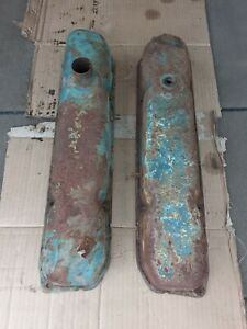 1969 Dodge Super Bee Plymouth Gtx Road Runner Cuda 383 440 Valve Covers