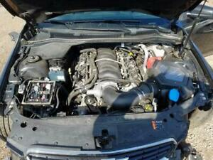 2014 2014 Chevy Ss Sedan 415hp Ls3 6 2 Engine 6 Speed Auto Trans Kit Ls 6 2l