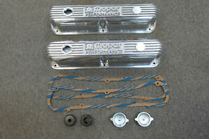 Mopar Performance P5007613ab Valve Covers