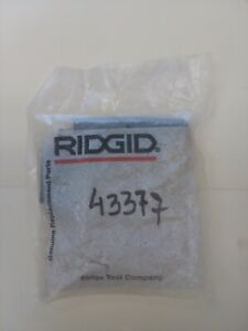 Ridgid Genuine Jaw Insert Set pack Of 6 43377