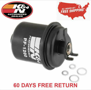 K N Fuel Filter Pf 1200 Fits Honda Accord Acura Civic For High Performance