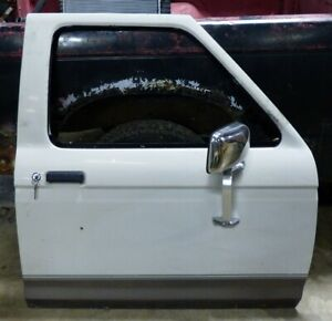 Ford Ranger Door Right Glass Mirror Key Complete 89 90 91 92 Magnolia